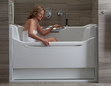 Elevance Rising Wall Bath